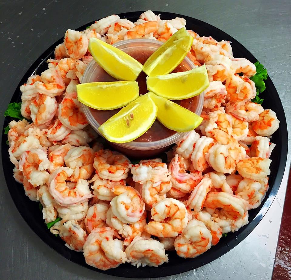 Atlantic Seafood Catering Menu ...